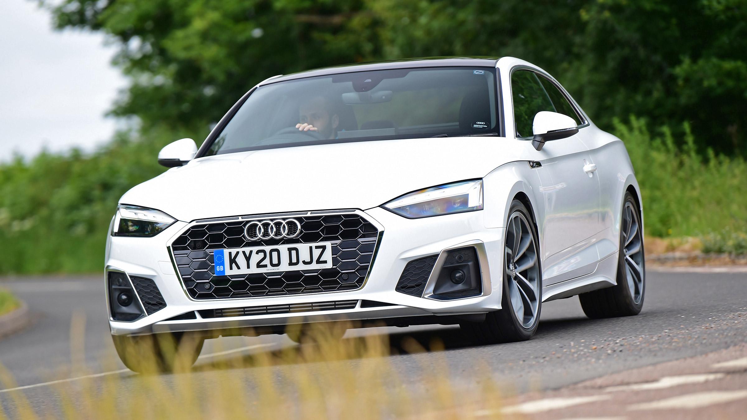 Audi A5 Coupe Review Auto Express