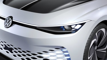 Volkswagen ID. Space Vizzion - front light