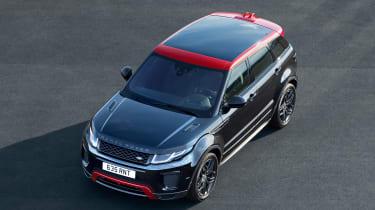 Range Rover Evoque Ember front