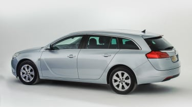 Used Vauxhall Insignia Sports Tourer - rear