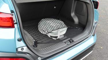 Hyundai Kona Electric - boot