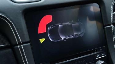 Porsche 718 Cayman GTS 4.0: long-term test review - first report parking aid