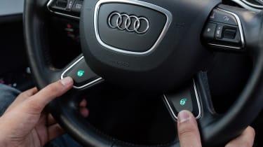 Audi autonomous driving