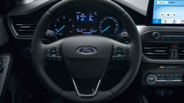 Ford Focus - steering wheel