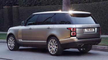 Range Rover SVAutobiography - rear