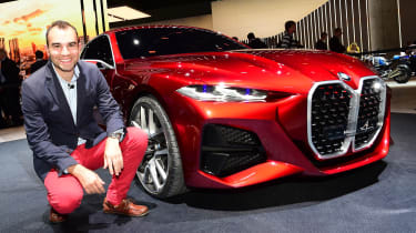 BMW Concept 4 - James Batchelor