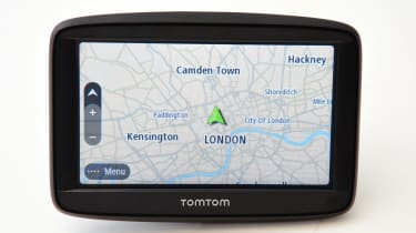 Clever car tech that can save you money - sat nav TomTom