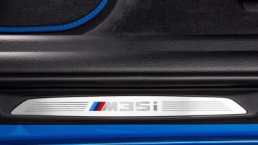 BMW X2 M35i - sill