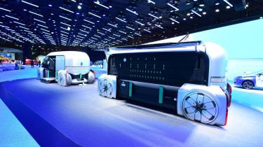 Renault EZ-PRO - Paris Motor Show