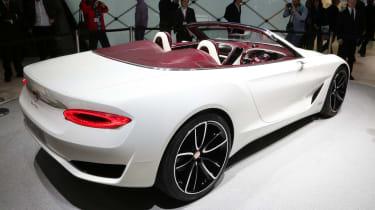 Bentley EXP 12 Speed 6e - rear