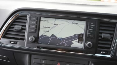 SEAT Ateca First Edition - infotainment