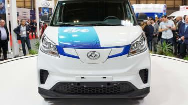 LDV EV30 - full front