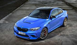 BMW M2 CS - front