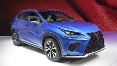 Lexus NX - front