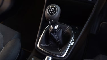 Ford Fiesta Active - transmission