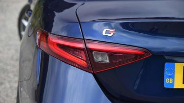 Alfa Romeo Giulia - taillight