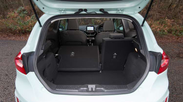 Ford Fiesta long term test - first report boot