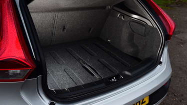 Volvo V40 Cross Country road test - boot space