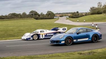 Porsche 911 British Legends Edition Derek Bell