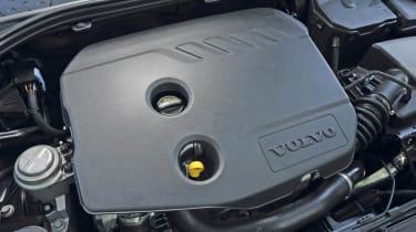 Volvo V60 R Design engine