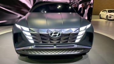 Hyundai Vision T - LA Motor Show full front