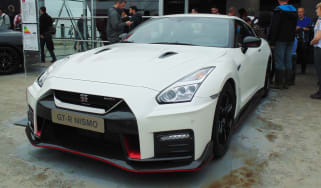 Nissan GT-R Nismo - goodwood front quarter