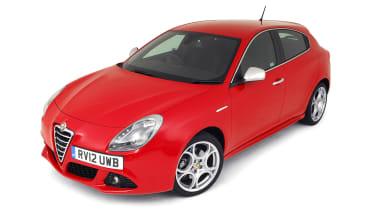 Used Alfa Romeo Giulietta - above