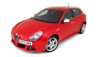 Used Alfa Romeo Giulietta - above