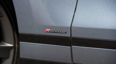 Range Rover Velar - sill badge