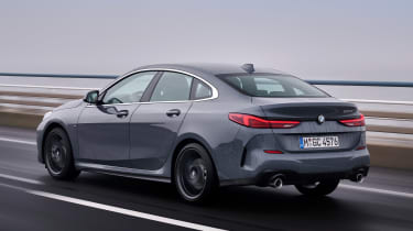 BMW 2 Series Gran Coupe - rear tracking