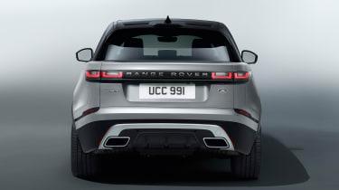 Range Rover Velar - studio rear