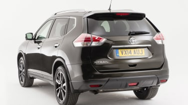 Used Nissan X-Trail - rear