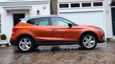 SEAT Arona long-term test - profile