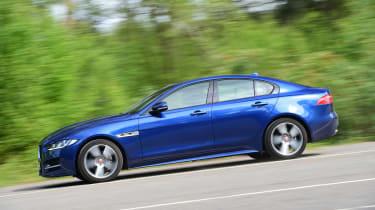 Jaguar XE Long term test - side tracking