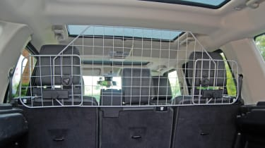 Halfords Mesh Headrest Dog Guard