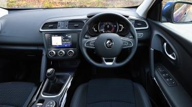 Renault Kadjar S Edition - dash