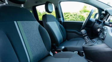 Fiat Panda Waze interior