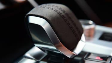 Jaguar XF facelift - transmission
