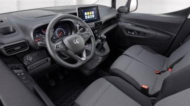 Vauxhall Combo - interior
