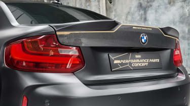 BMW M Performance Parts M2 tail-lights