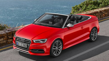 Audi S3 Cabriolet 2014 static