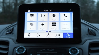 ford grand tourneo connect infotainment