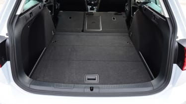 New Volkswagen Golf Estate - boot