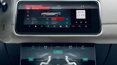 Range Rover Velar SVAutobiography - infotainment