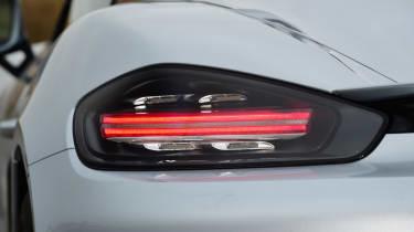 New Porsche 718 Boxster 2016 - rear light