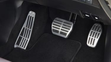 Nissan Qashqai ProPILOT - pedals