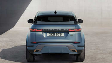 New 2019 Range Rover Evoque rear