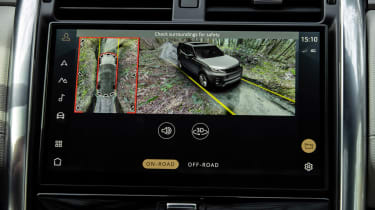 Land Rover Discovery - infotainment