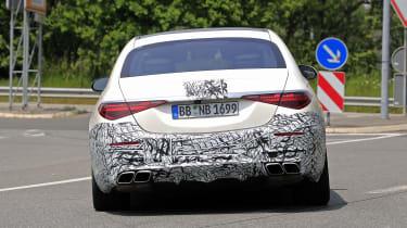 Mercedes-AMG S 63 - rear