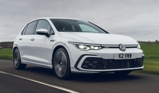 Volkswagen Golf GTD - front